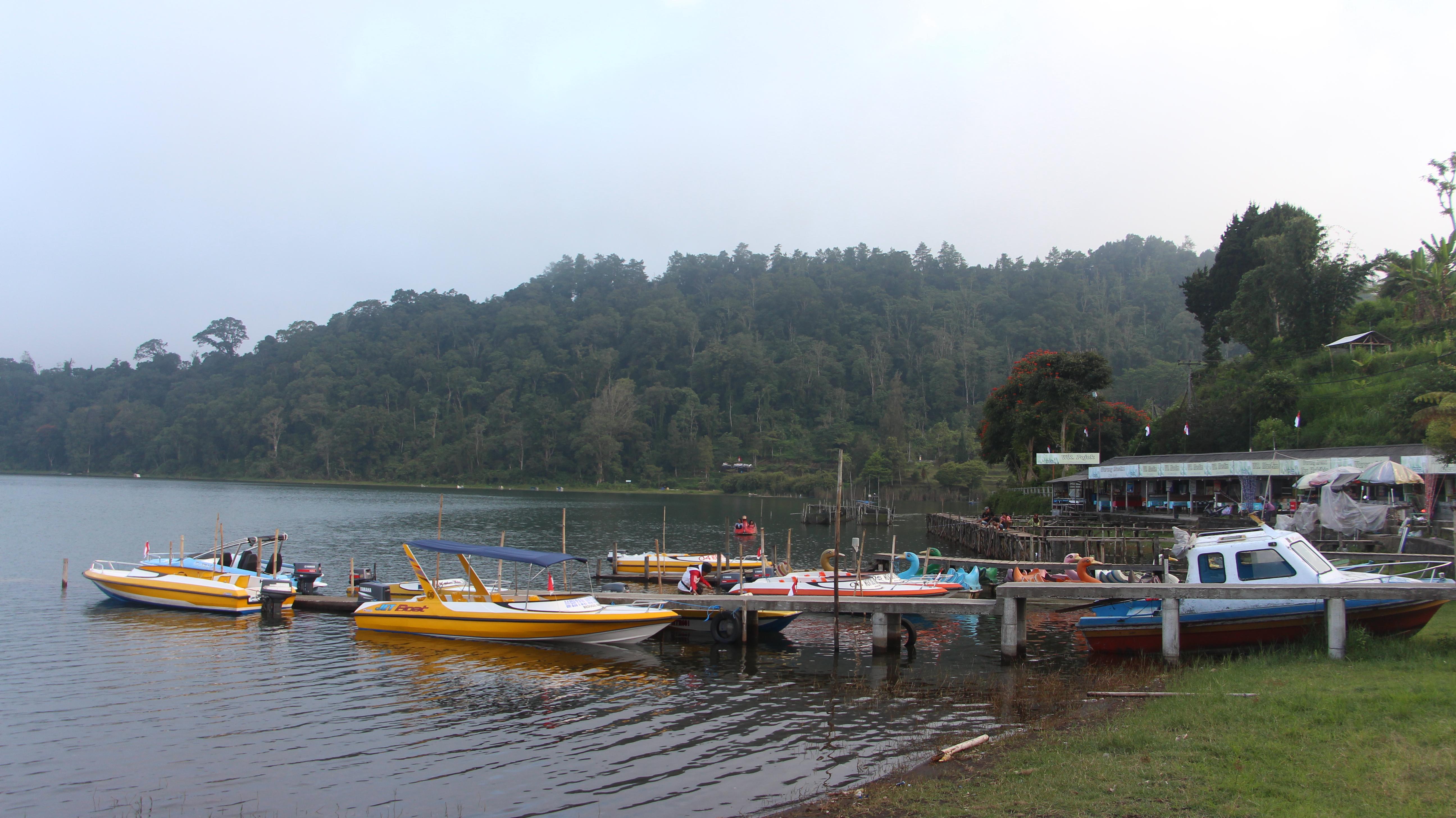 Lake Baratan Trekk
