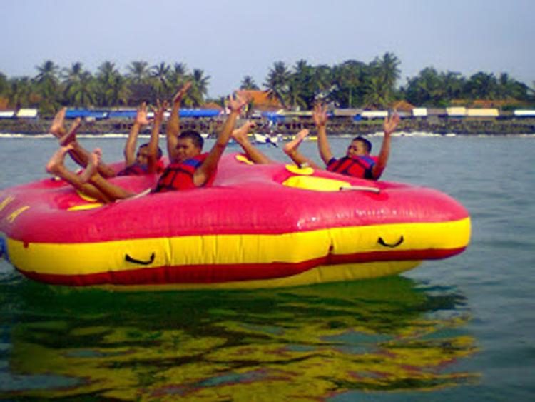Pangandaran UFO Water Sport - YOEXPLORE.co.id