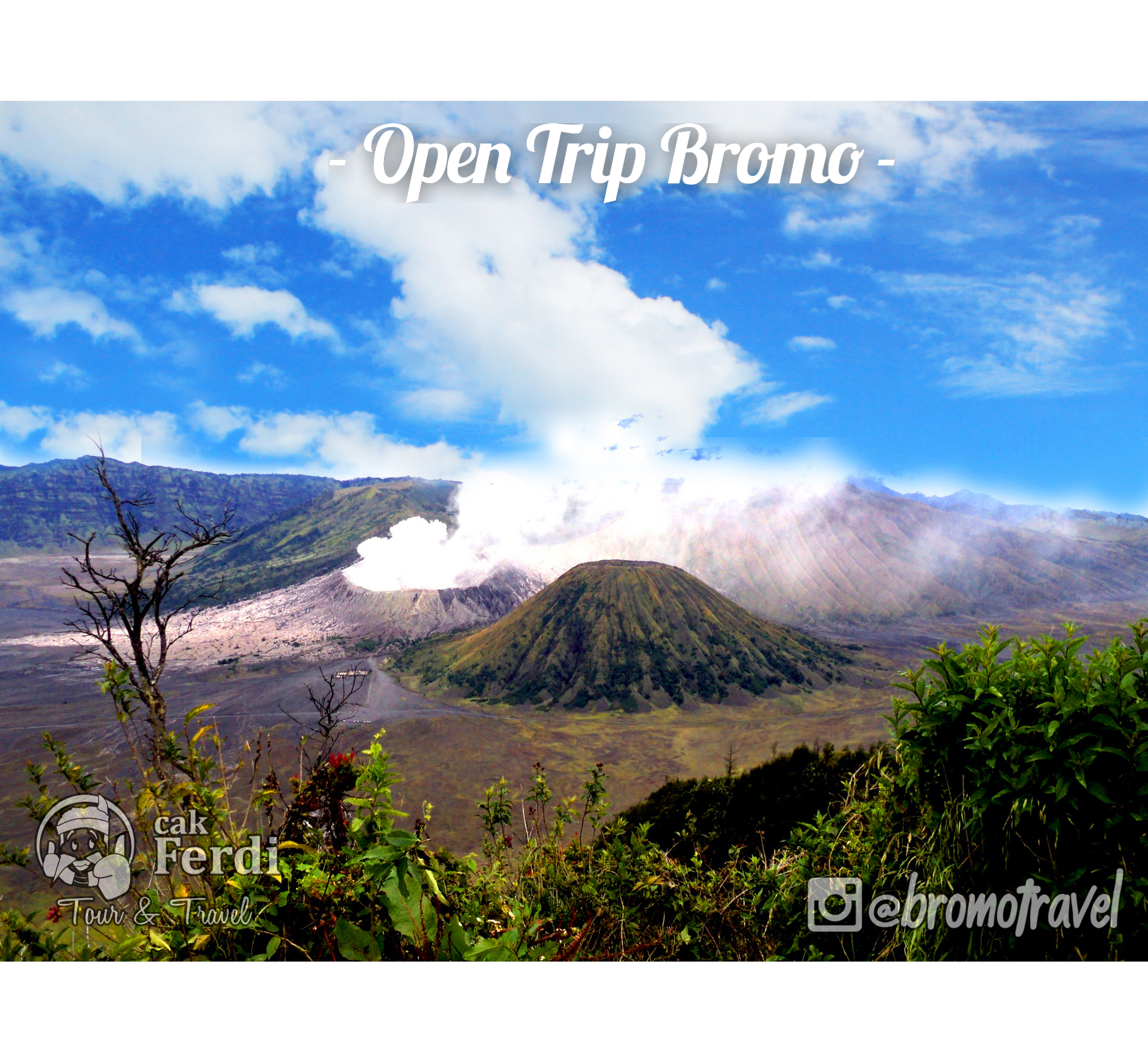 Open Trip Bromo Sunrise Tour - Bromo Tour Packages, YOEXPLORE