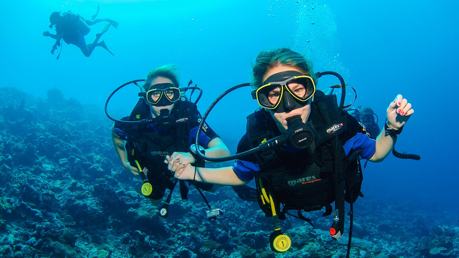 Scuba Diving - Bali Scuba Diving International Package - YOEXPLORE.co.id