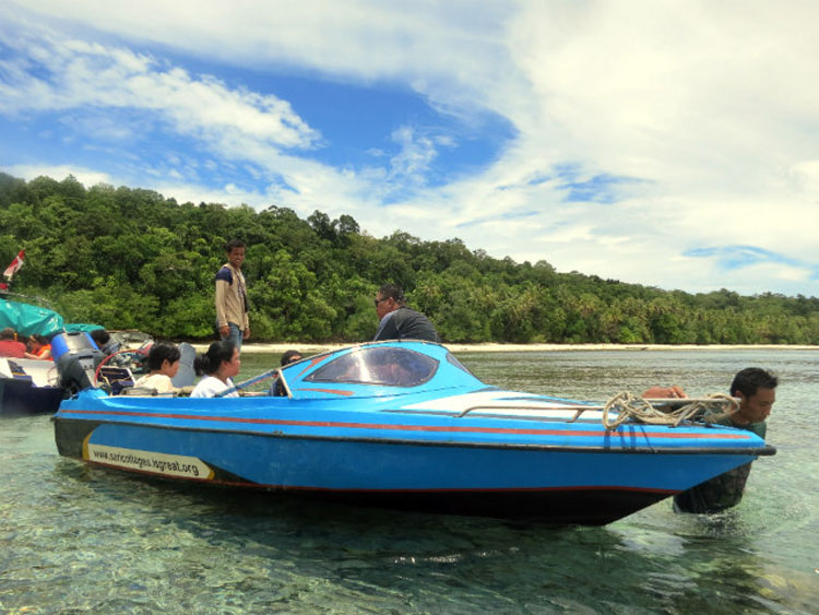 Kakaban Island - derawan labuan cermin - Derawan Island Tour Packages, YOEXPLORE