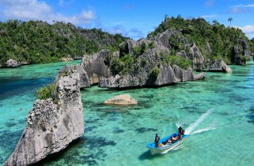 raja ampat tour package - YOEXPLORE.co.id