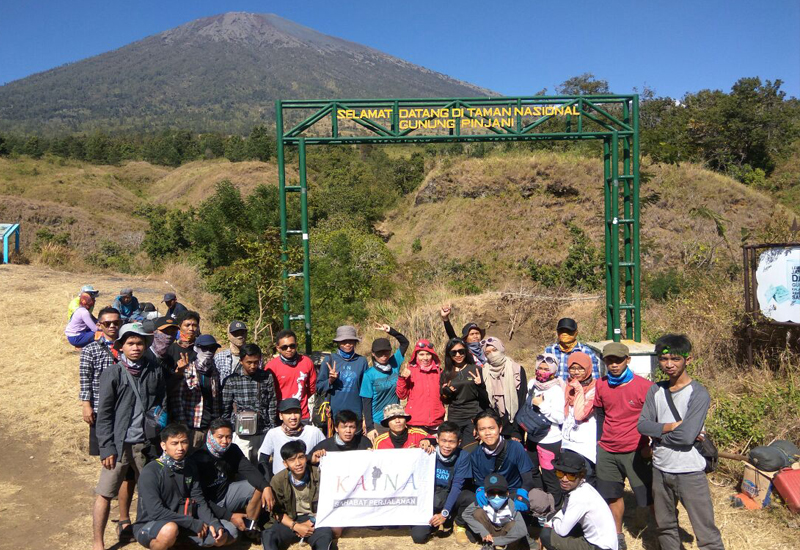 Rinjani - mount rinjani trekking package - Mount Rinjani Tour Packages, YOEXPLORE