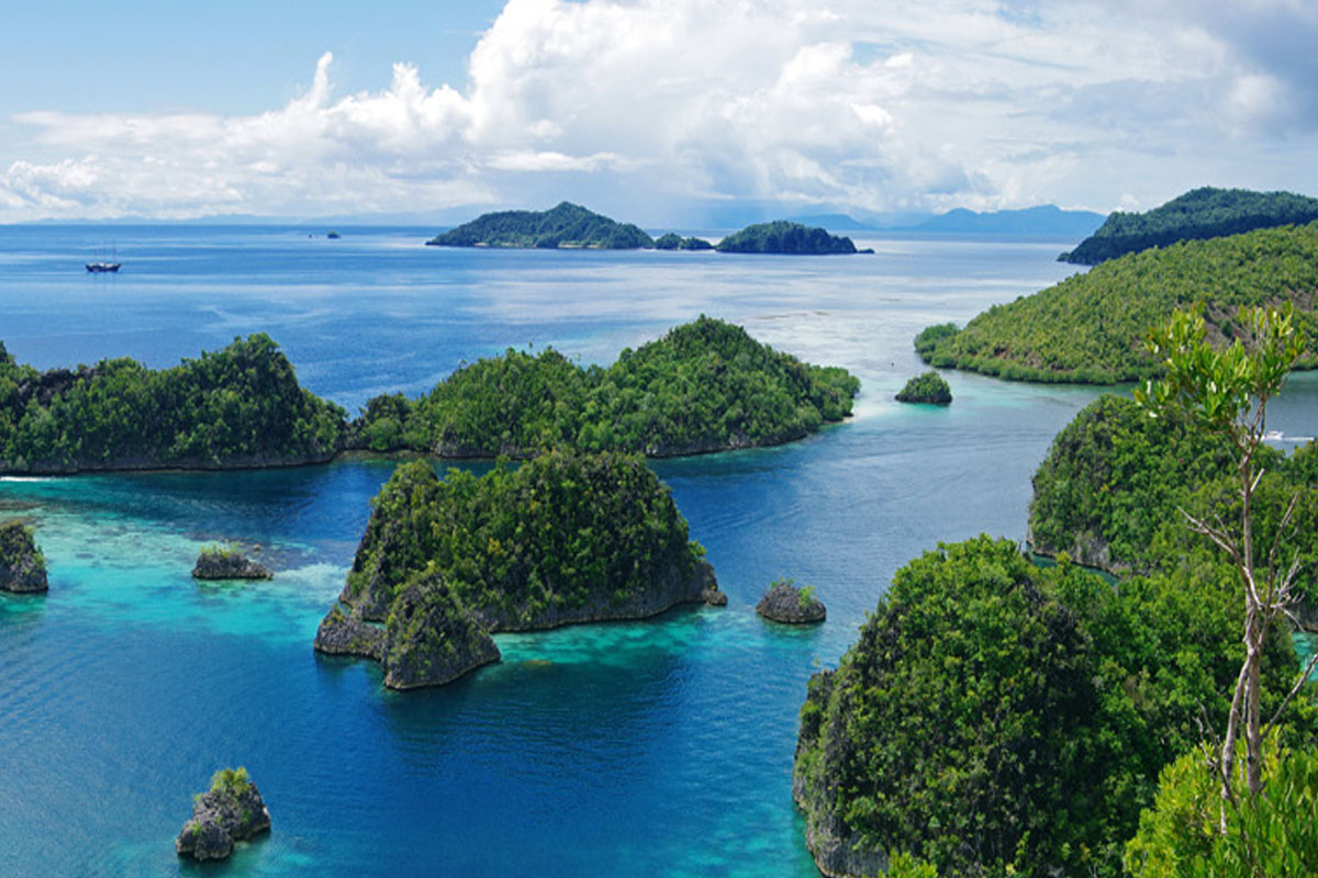 Pianemo - pianemo raja ampat island hopping - Raja Ampat Tour Packages, YOEXPLORE