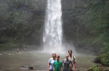jungle waterfall trek - Jungle Waterfall Tour Packages, YOEXPLORE