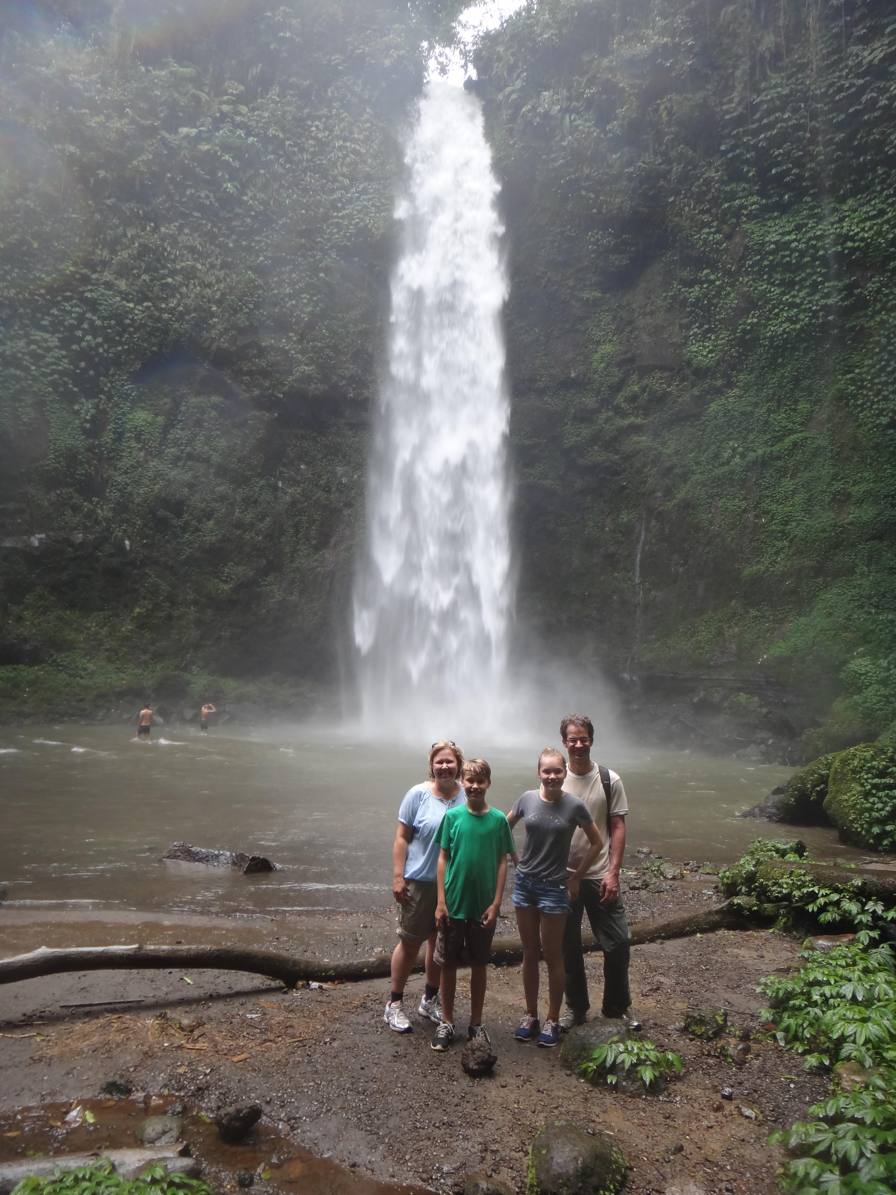 jungle waterfall trek - Jungle Waterfall Tour Packages, YOEXPLORE