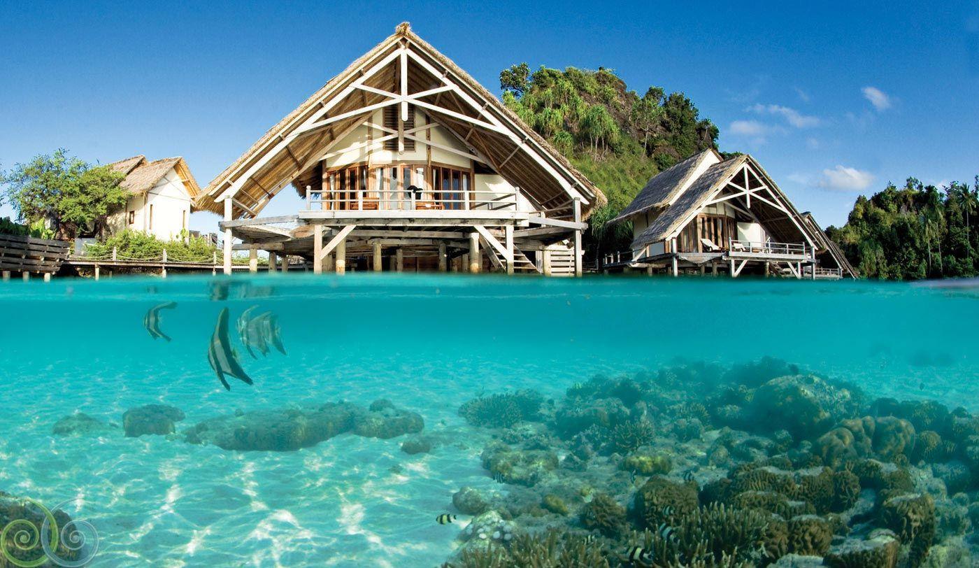 bandos - Misool Island Raja Ampat - Raja Ampat Tour Packages, YOEXPLORE