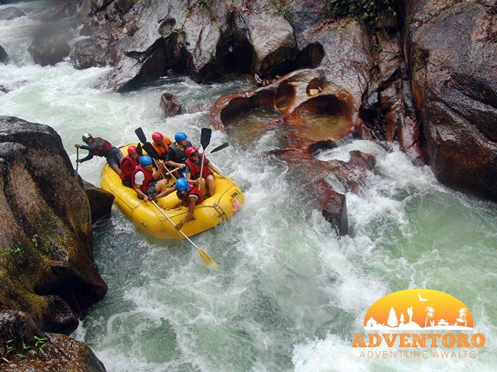 Rafting at Kuala Selangor - arung jeram sungai selangor - Explore Asia, YOEXPLORE