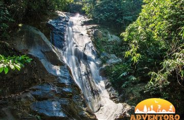 Tampit Waterfalls Hike - Explore Asia, YOEXPLORE