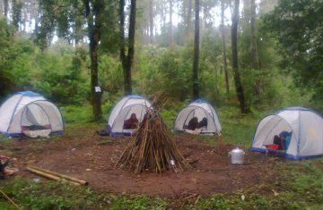 Camping Wisata Alam Cikahuripan - Cikahuripan Paket Tour Murah, YOEXPLORE