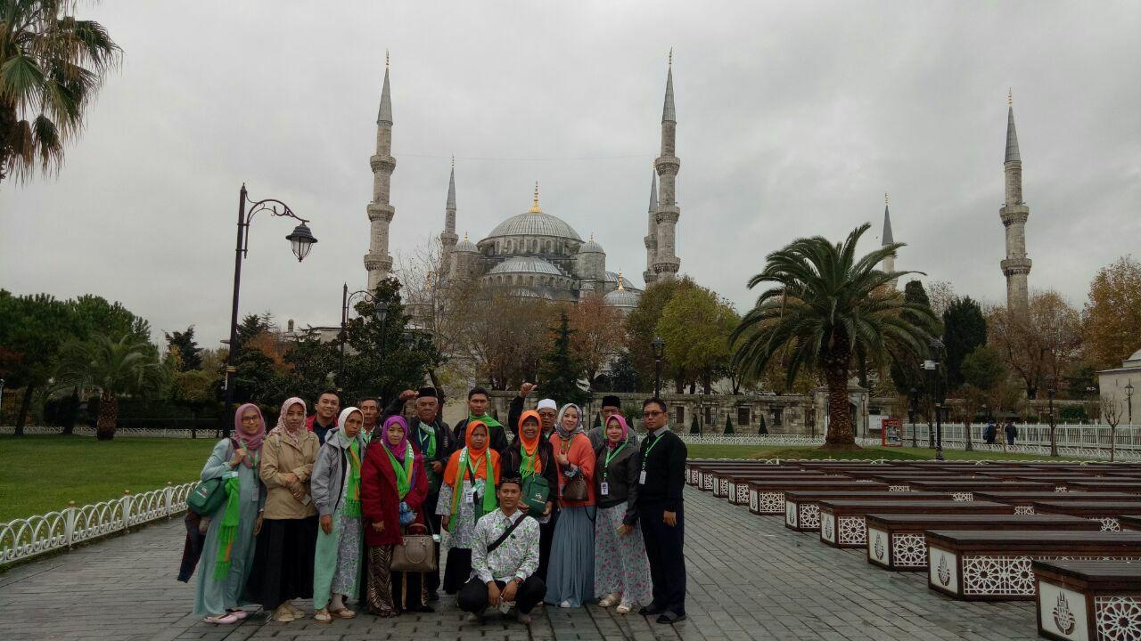 Umroh dan Tur Istanbul - YOEXPLORE.co.id