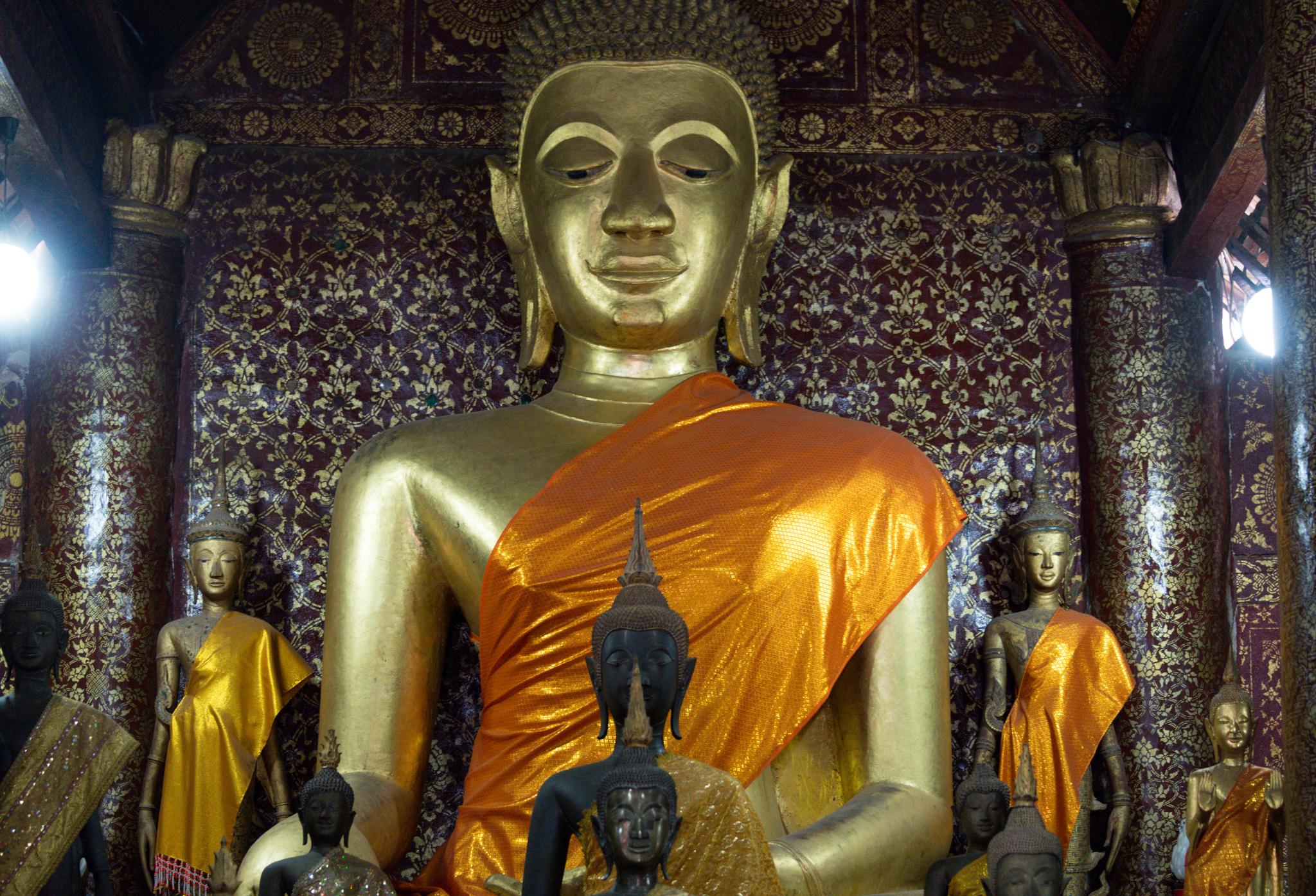 Buddha Luang Prabang - Luang Prabang Tour Laos - Explore Asia, YOEXPLORE