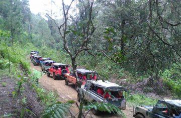 Wisata Alam Cikahuripan (Land Rover Adventure) - Cikahuripan Paket Tour Murah, YOEXPLORE
