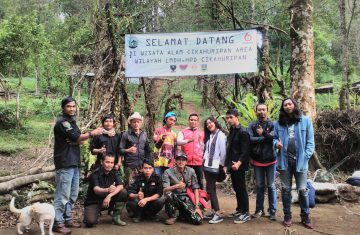 Hiking Trail Wisata Cikahuripan - Explore Indonesia, YOEXPLORE