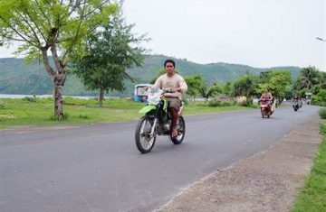 Explore Indonesia - Experiencing Two-Wheel Travel with Lombok Motorbike Rental | Lombok, Indonesia