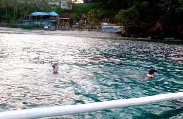 blue lagoon bali snorkeling