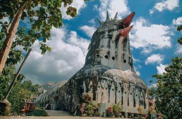 Explore Indonesia - Family Trips to Yogyakarta: Gereja Ayam, Setumbu Hil, and Borobudur