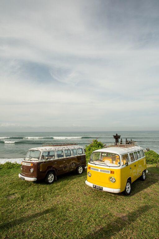 VW Combi Bali