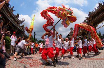 Cap Go Meh Festival Singkawang