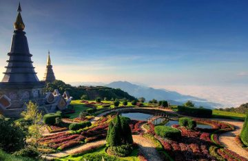Yoexplore- Family Trip- Family trips to Thailand - Family Doi Inthanon National Park