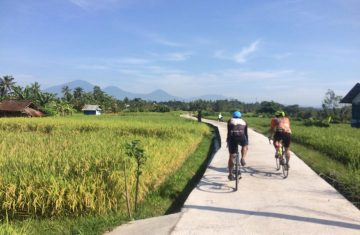 Gravel Bike Tour Bali
