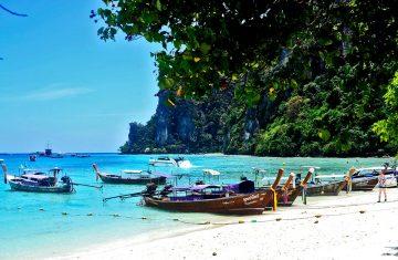 Phuket dan Phi Phi Island 3D2N