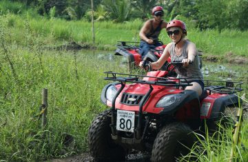 Adventure in Ubud