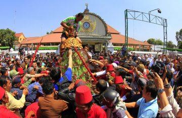 Yogyakarta Heritage Trip Grebeg Besar