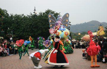 Promo Paket Tour Hong Kong Disneyland 4 Hari 3 Malam