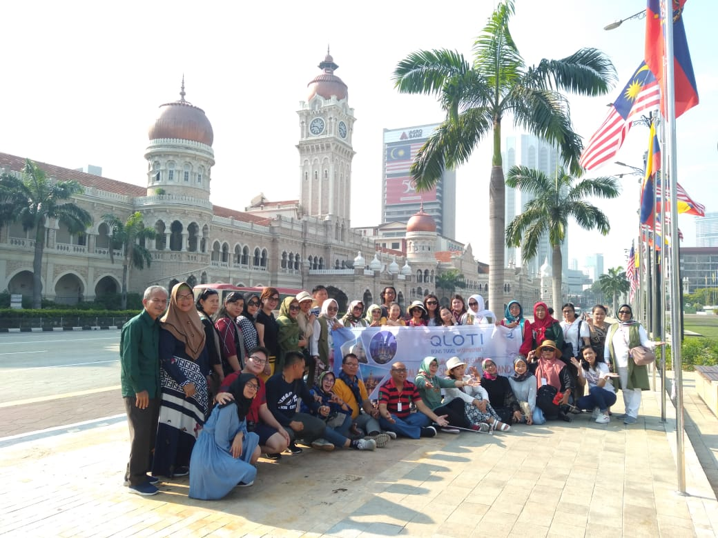 Tur 3 Negara 6D: Malaysia, Singapore, Thailand