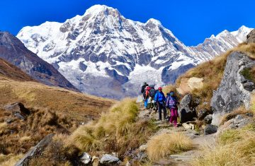 Annapurna Base Camp Trek Nepal