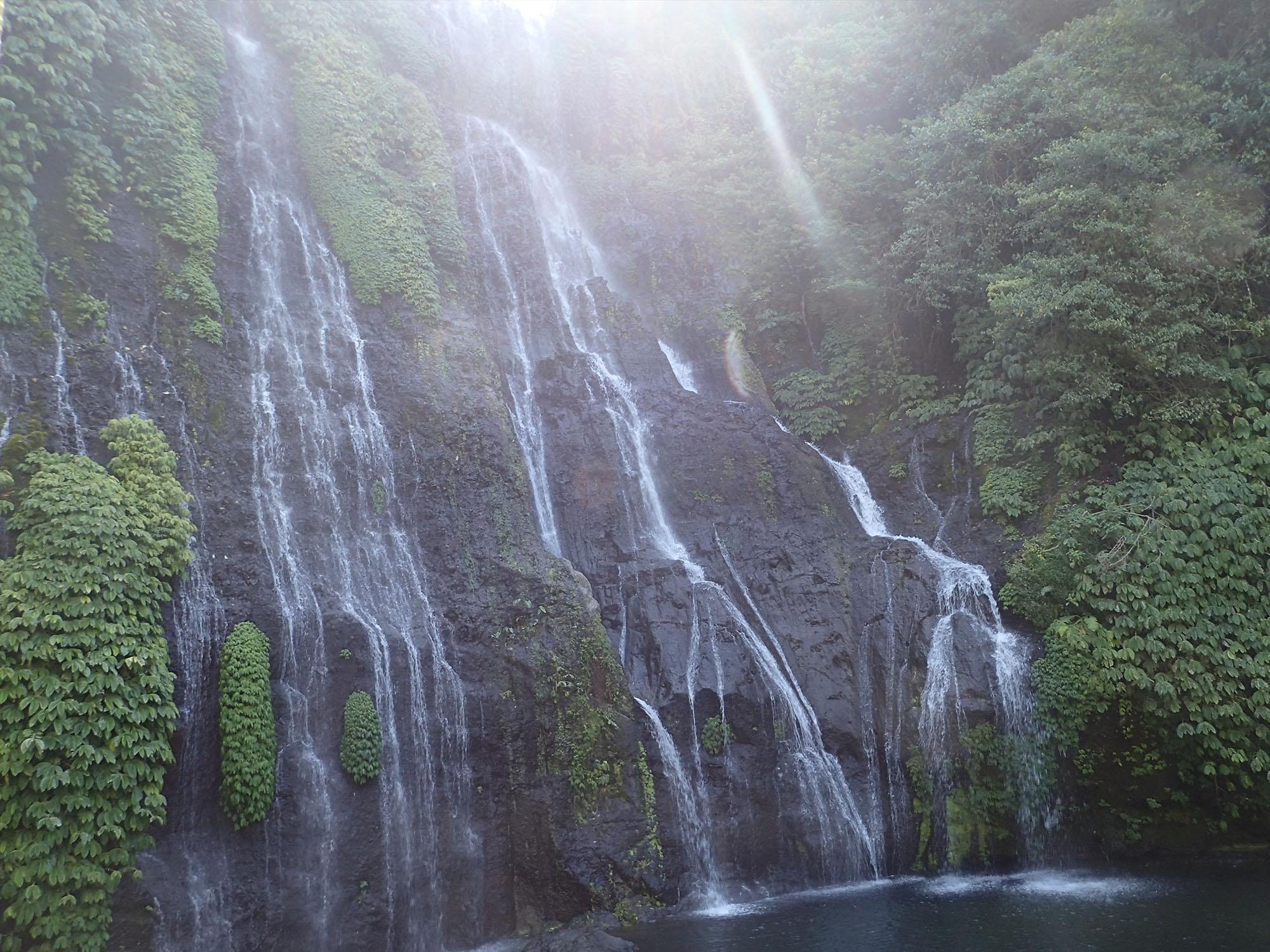 Banyumala Waterfall 2000 x 1500
