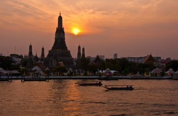 paket tour bangkok 3d2n full board