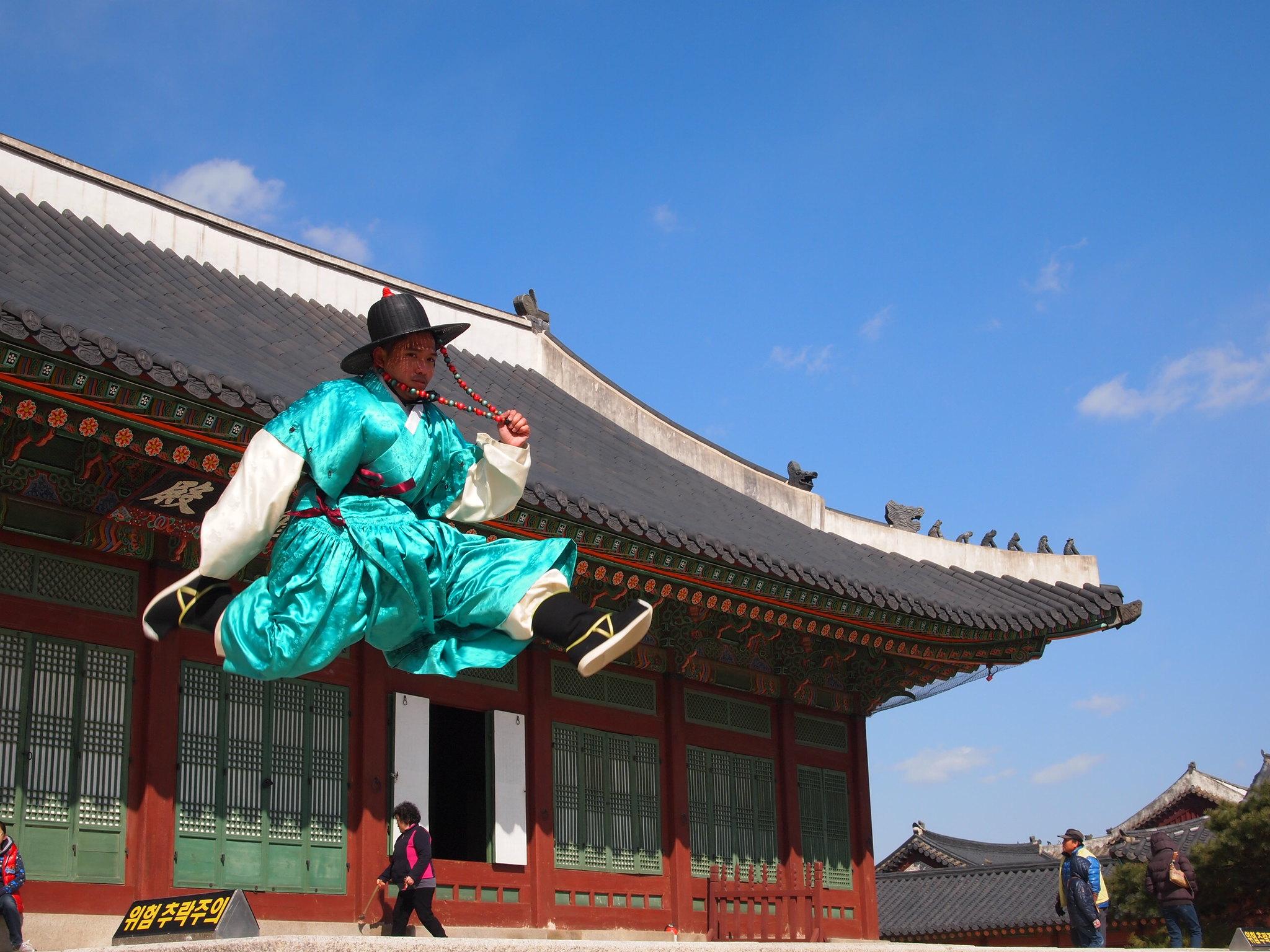hanbok-korea